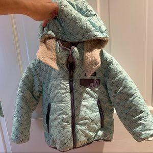Patagonia Baby Reversible Tribbles Hoody